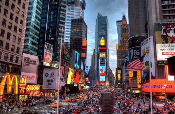 Architect's salary in New York