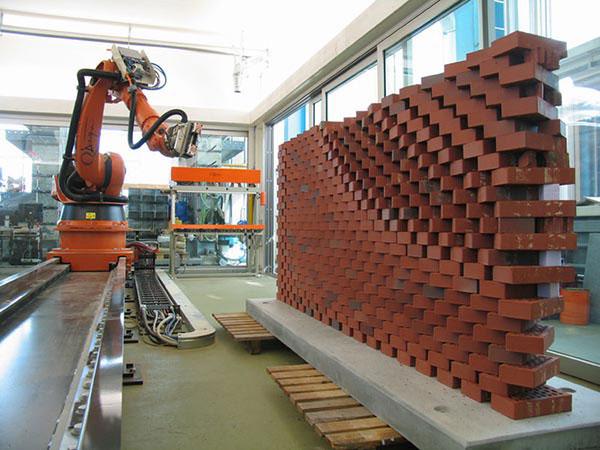 Architecture Robots