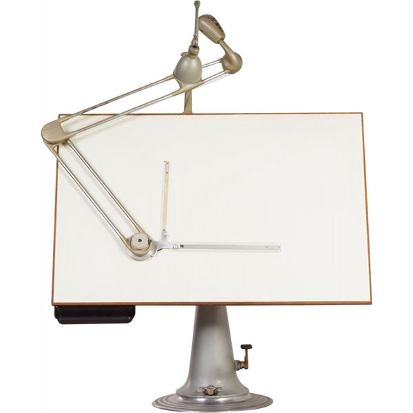 Drafting Table - Vintage Architects' Tools