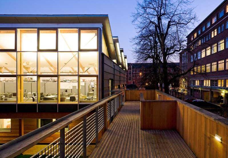 Architecture Education - The Cambridge School of Architecture