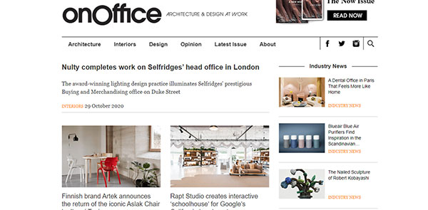 Onoffice Screenshot