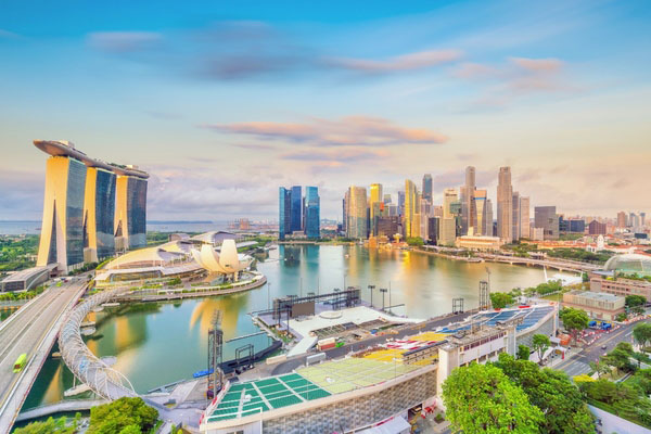 Singapore, ranked as top Smart City 2020