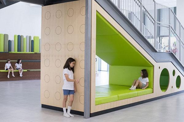 Architecture Trends - Inclusive school for children in Tel Aviv