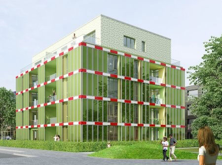 Concept for world's first algae bioreactor in Germany