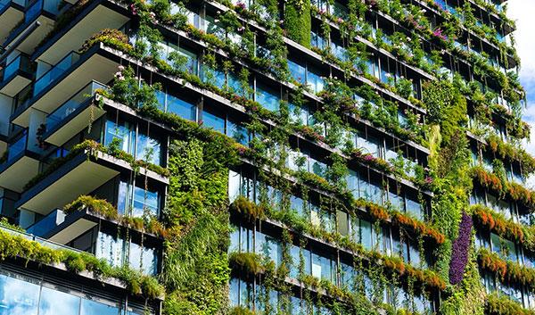 Sustainable architecture?