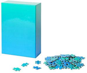 Area aware Gradient Puzzle