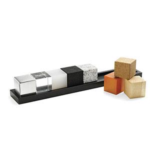 Architect's 9 Piece Decorative Cube Set