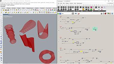Rhino for Architects Grasshopper Lessons
