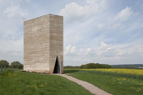 Peter Zumthor's Bruder Klaus Field Chapel