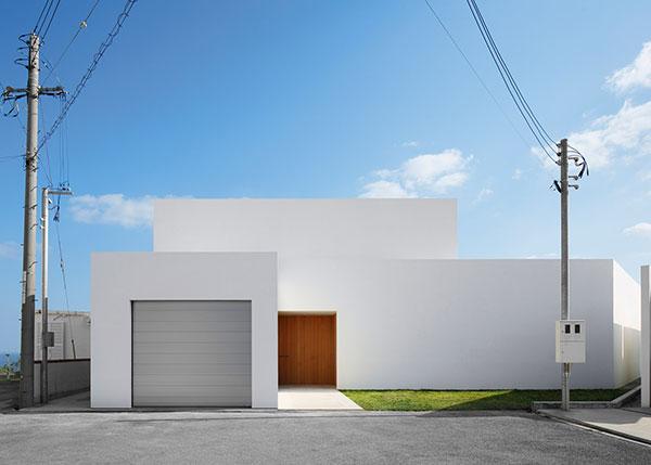 Okinawa House, Okinawa, Japan,