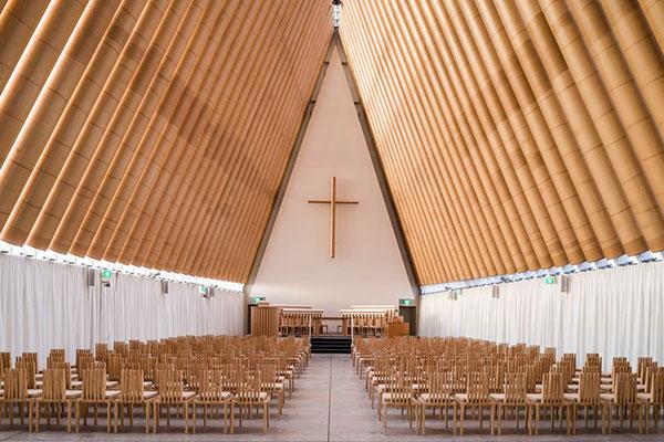 Contemporary Architecture - Shigeru Ban