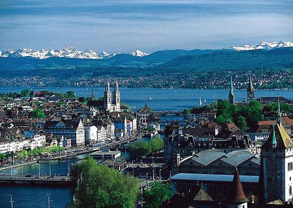 Architect's salary in Switzerland