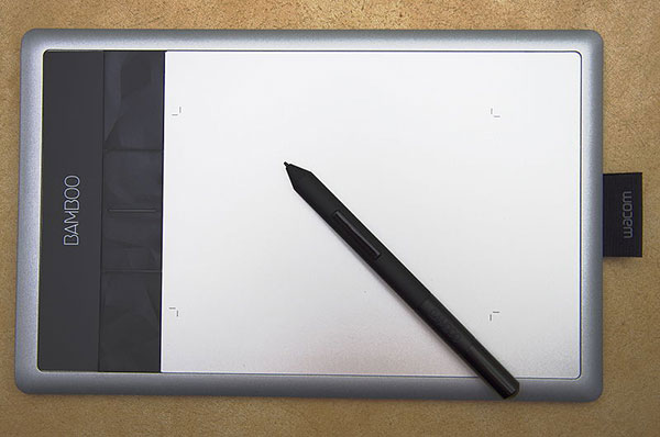 Digitizer Tablet as architects' tools