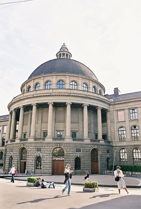 Architecture Education - ETH