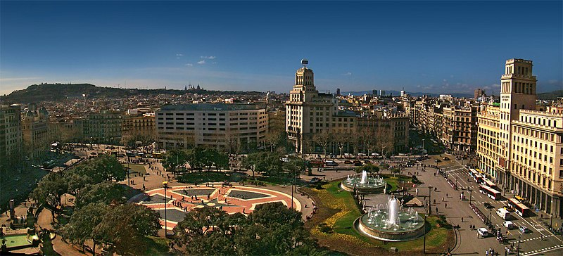 Barcelona - city for architects