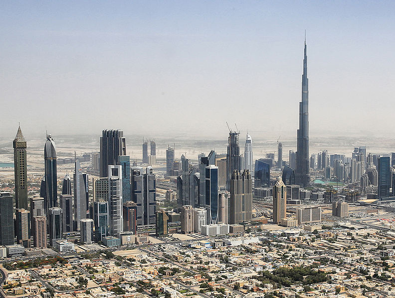 Dubai Best Cities for Architects