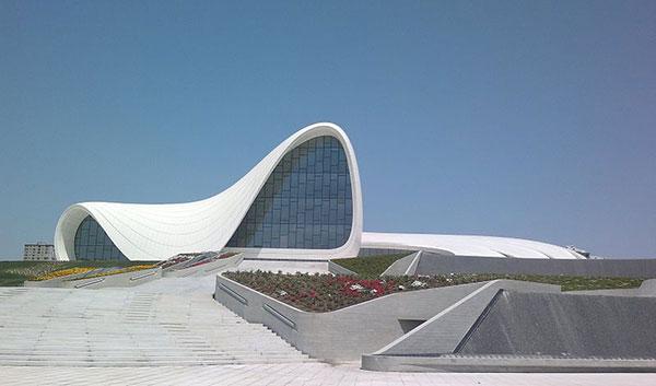 Contemporary Architecture - Zaha Hadid