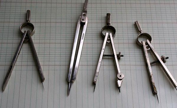 Drafting Tools - Compass