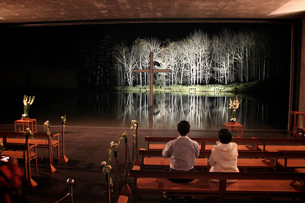 Tadao Ando's Church on the Water - Minimalist Architecture