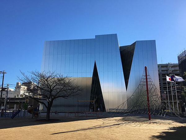 Kazuyo Sejima's Sumida Hokusai Museum - Minimalist Architecture